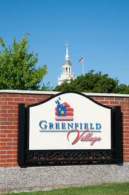 Historic Greenfield Villiage