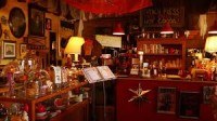 detroit cofee shop inside