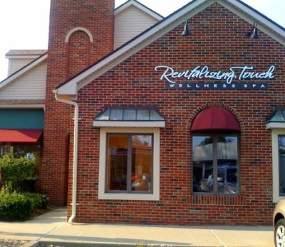 rochester spa store front